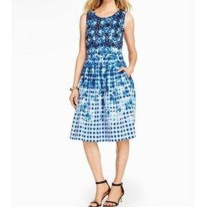 Talbots NWT sleeveless dress 16P